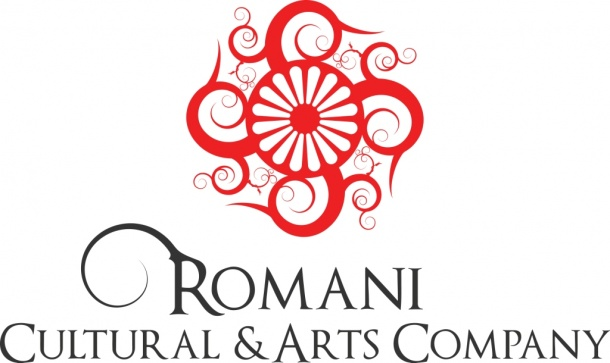 The Romani Cultural and Arts Company logo