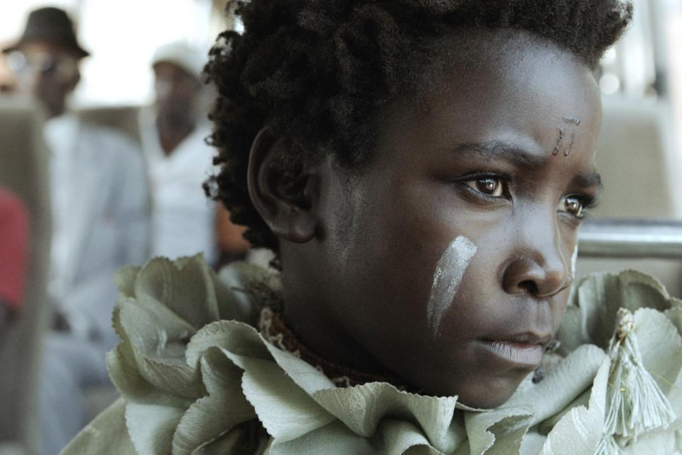 still photo from I am not a witch, directed by Rungano Nyoni