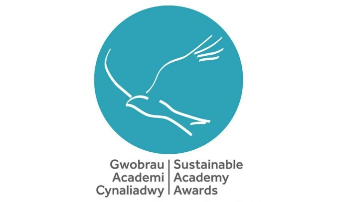 Sustainable Academy Awards Logo