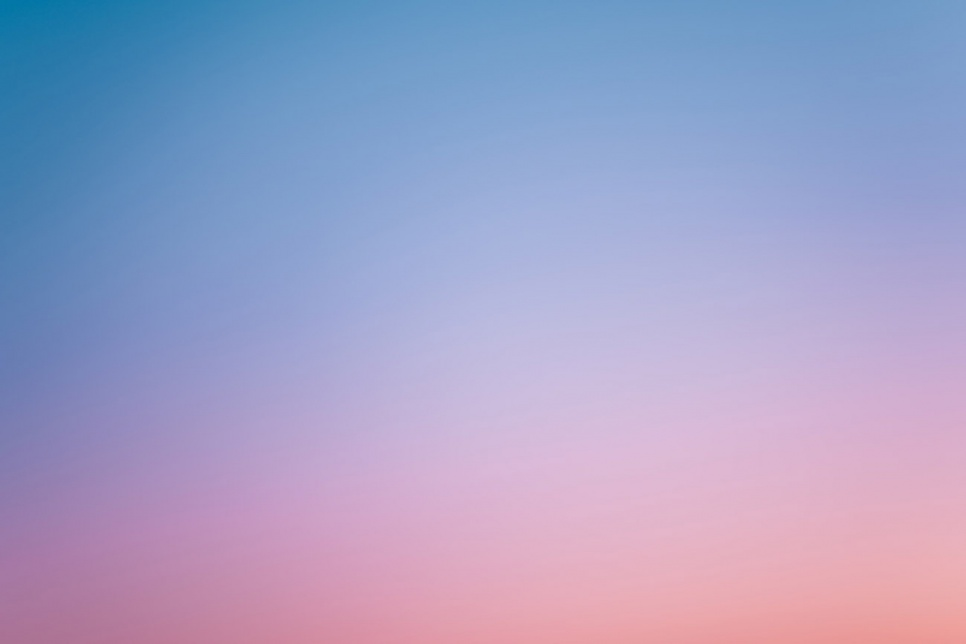 Pink and blue gradient background