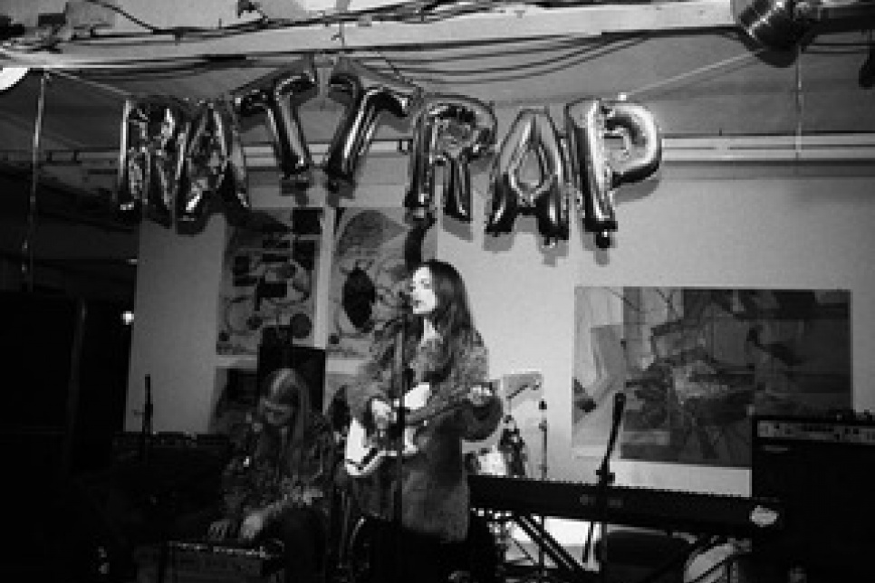 RAT TRAP at Jacobs Market, with Maddie Jones performing