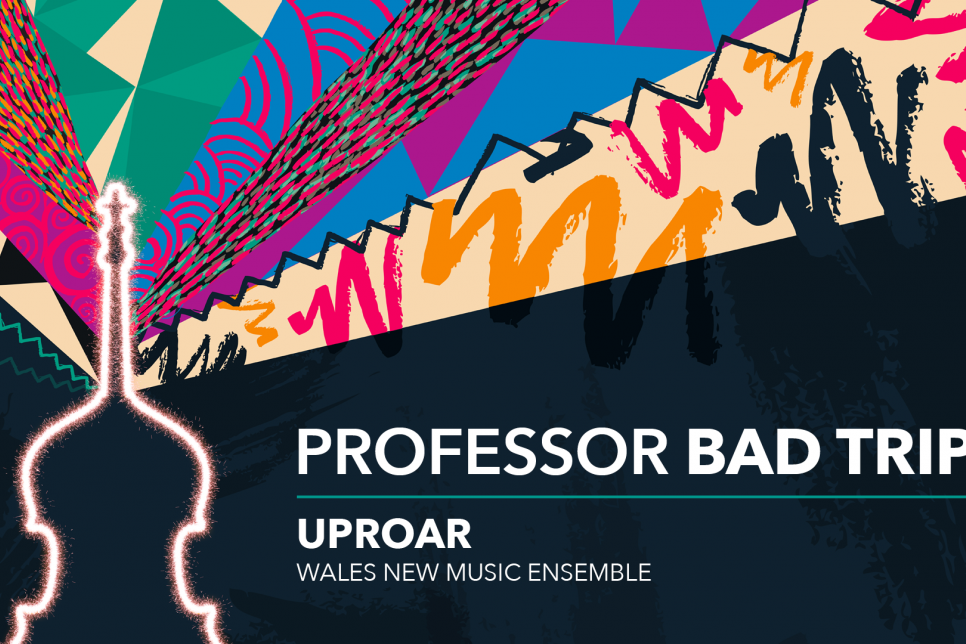professor Bad Trip poster